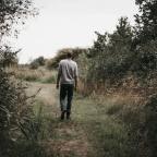 He Walked……