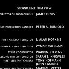 Closing Credits