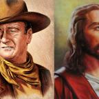 John Wayne & Jesus